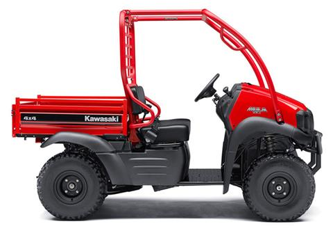 2018 Kawasaki Mule SX 4X4 SE in Northampton, Massachusetts