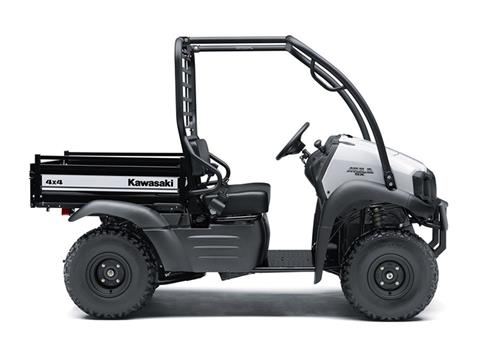 2018 Kawasaki Mule SX 4X4 SE in Port Angeles, Washington