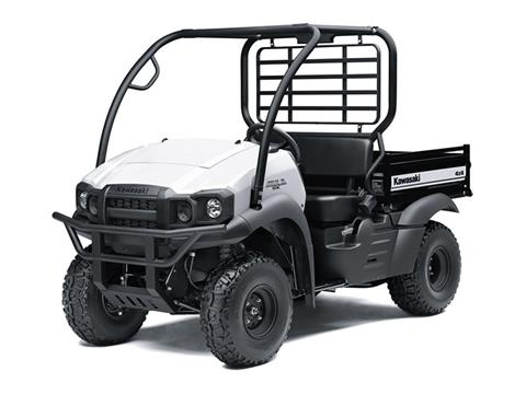 2018 Kawasaki Mule SX 4X4 SE in Chanute, Kansas