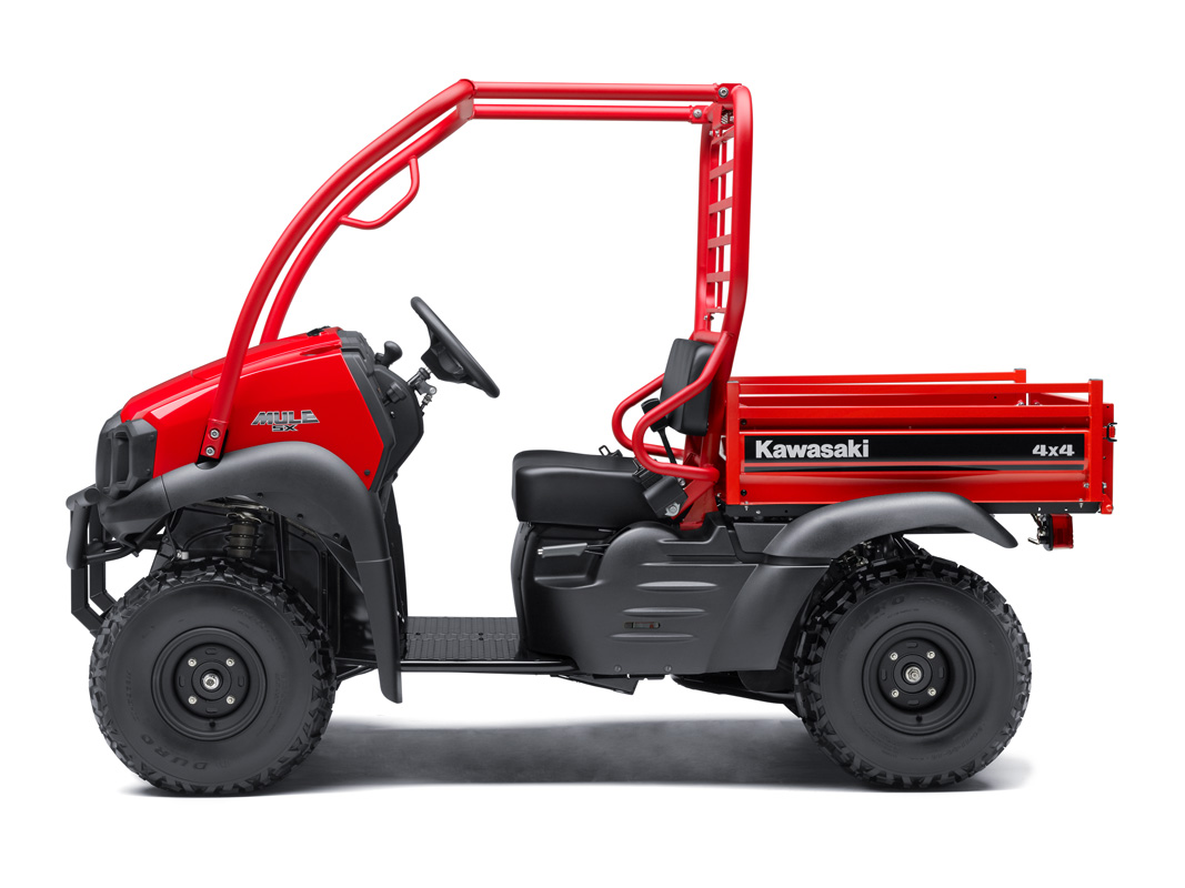 2018 Kawasaki Mule SX 4X4 SE in Freeport, Illinois
