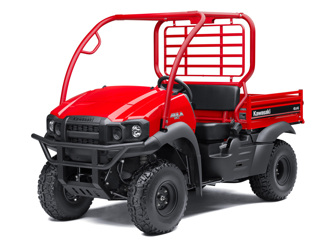 2018 Kawasaki Mule SX 4X4 SE in Jamestown, New York