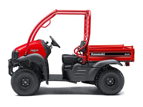 2018 Kawasaki Mule SX 4X4 SE in Greenville, North Carolina