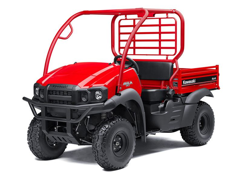 2018 Kawasaki Mule SX 4X4 SE in Yuba City, California