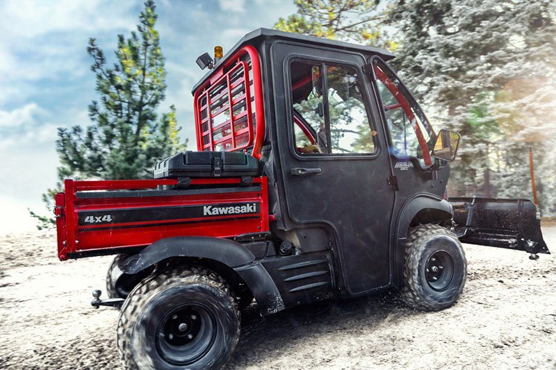 2018 Kawasaki Mule SX 4X4 SE in North Mankato, Minnesota