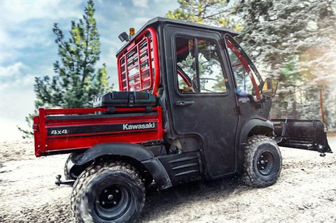 2018 Kawasaki Mule SX 4X4 SE in Fairfield, Illinois