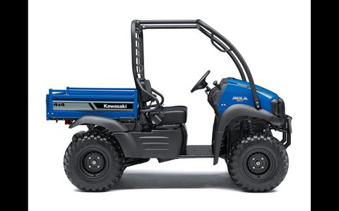 2018 Kawasaki Mule SX 4X4 XC in Hickory, North Carolina