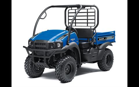 2018 Kawasaki Mule SX 4X4 XC in Redding, California