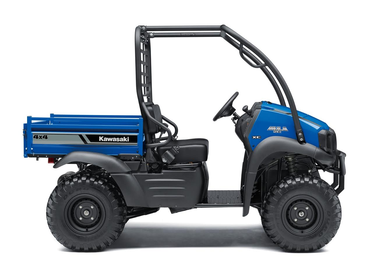 2018 Kawasaki Mule SX 4X4 XC in Norfolk, Virginia