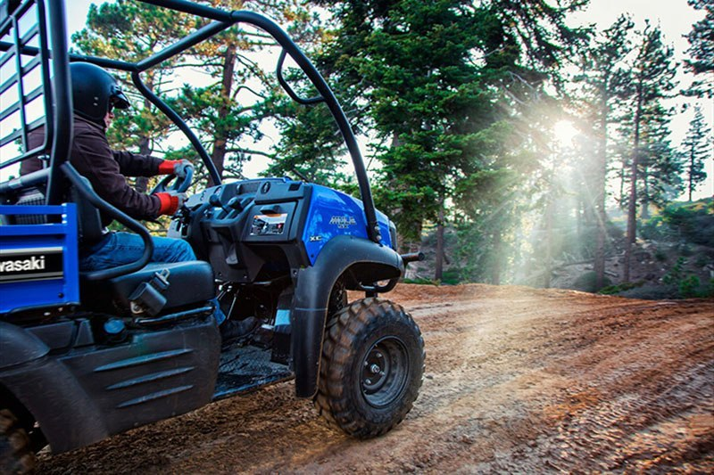 2018 Kawasaki Mule SX 4X4 XC in Dimondale, Michigan