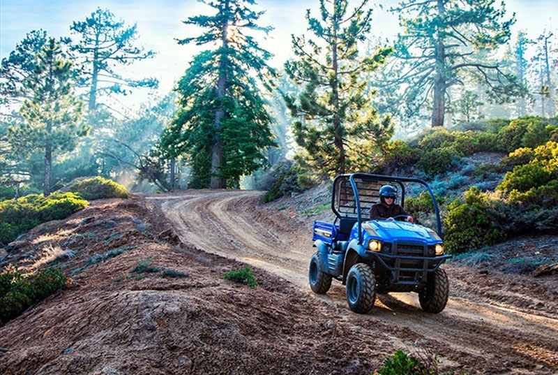 2018 Kawasaki Mule SX 4X4 XC in Eureka, California - Photo 9