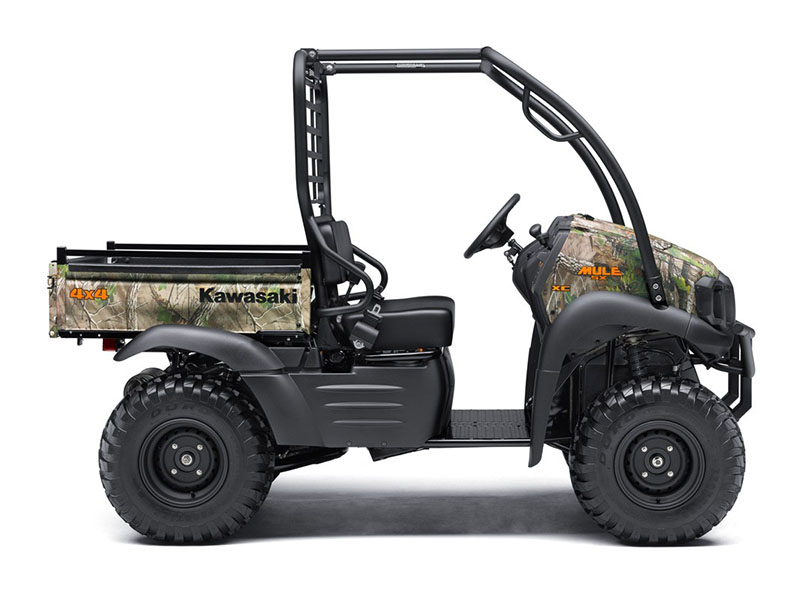 2018 Kawasaki Mule SX 4X4 XC CAMO in Redding, California