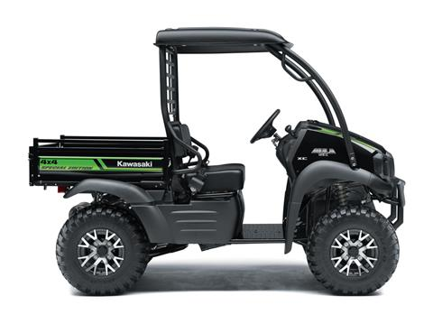 2018 Kawasaki Mule SX 4X4 XC SE in Hayward, California