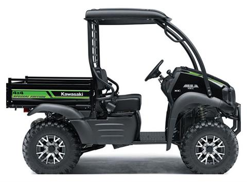 2018 Kawasaki Mule SX 4X4 XC SE in Iowa City, Iowa