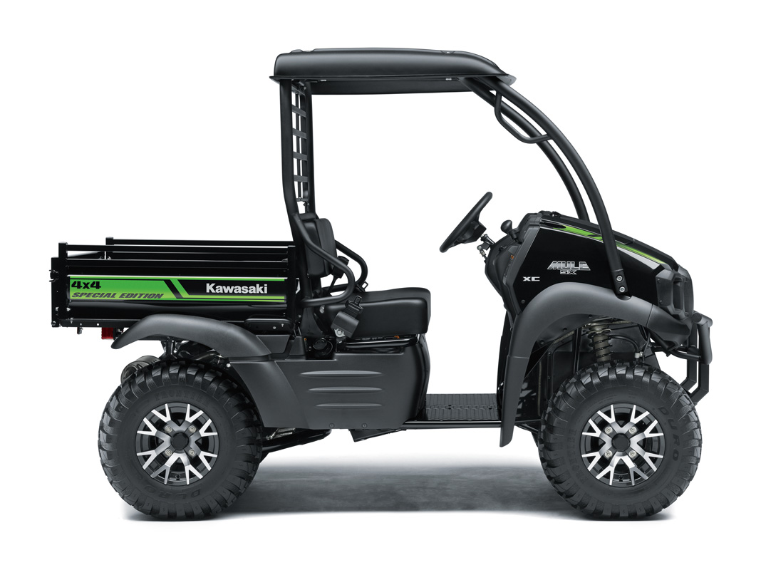 2018 Kawasaki Mule SX 4X4 XC SE for sale 113249