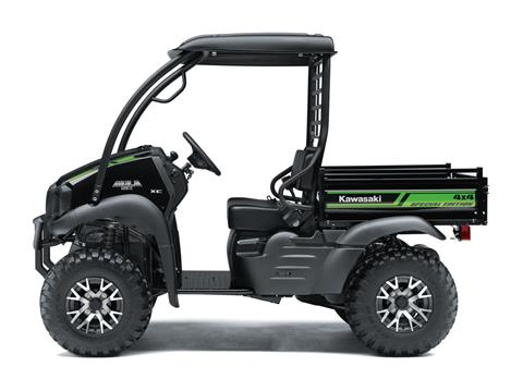 2018 Kawasaki Mule SX 4X4 XC SE in Paw Paw, Michigan
