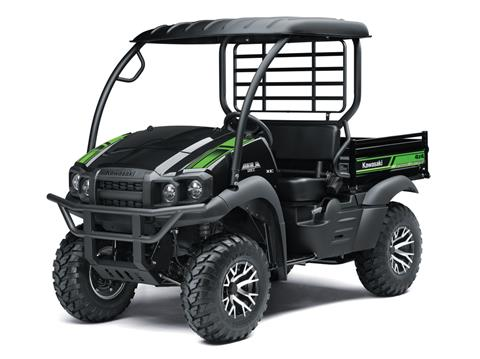 2018 Kawasaki Mule SX 4X4 XC SE in AULANDER, North Carolina