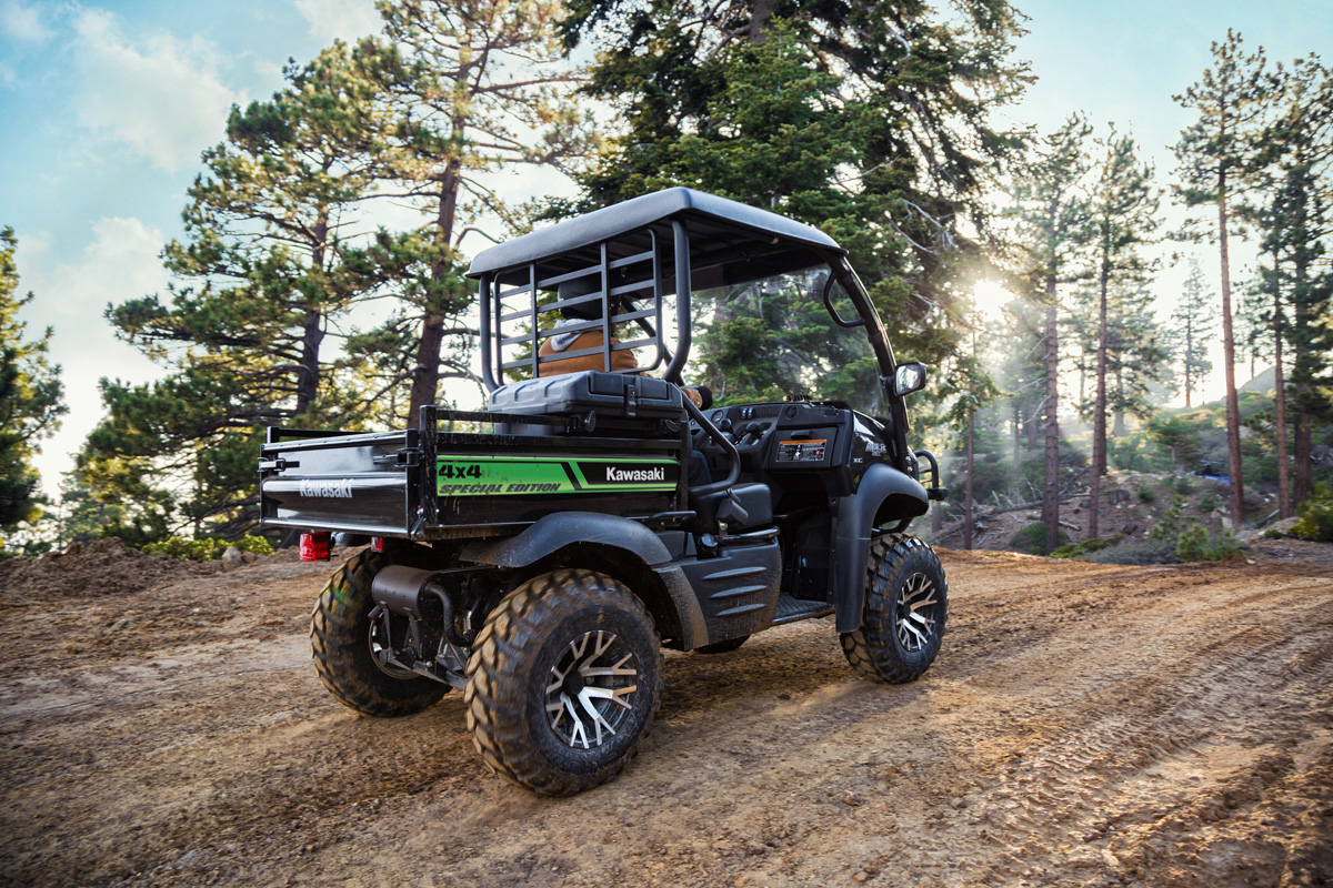 2018 Kawasaki Mule SX 4X4 XC SE in South Paris, Maine