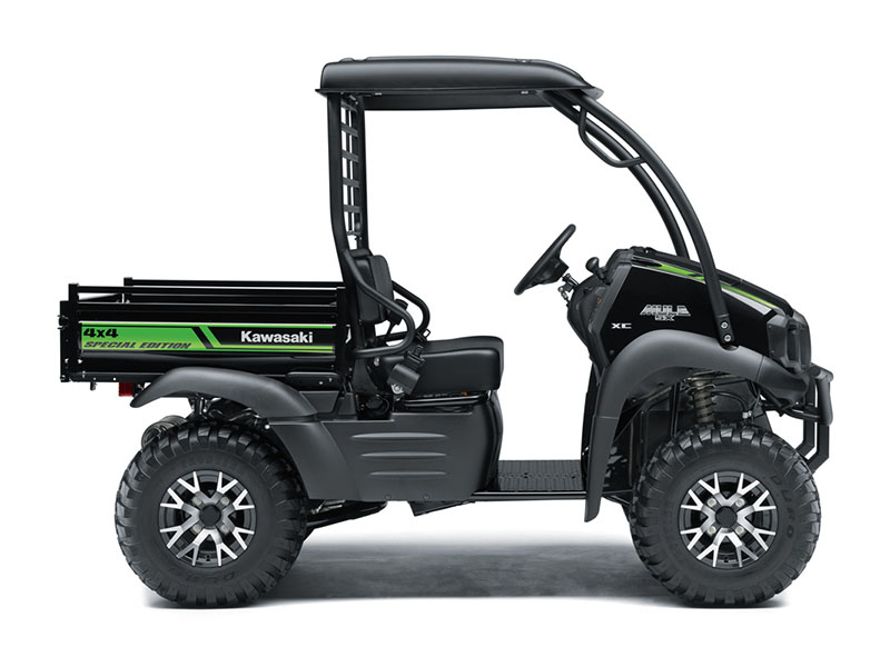 2018 Kawasaki Mule SX 4X4 XC SE in Freeport, Illinois