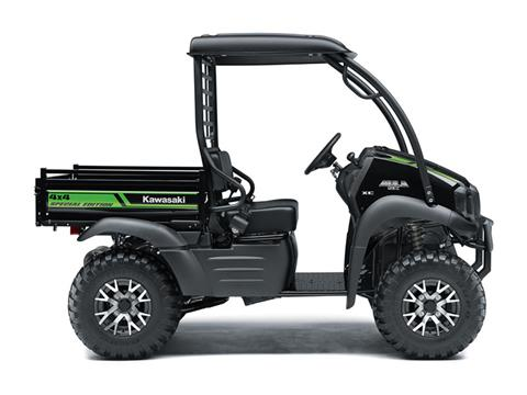 2018 Kawasaki Mule SX 4X4 XC SE in North Mankato, Minnesota