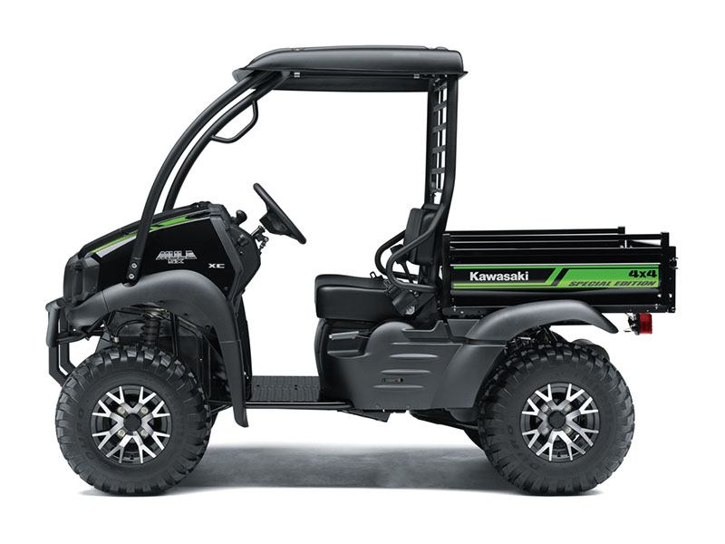 2018 Kawasaki Mule SX 4X4 XC SE in Bellevue, Washington