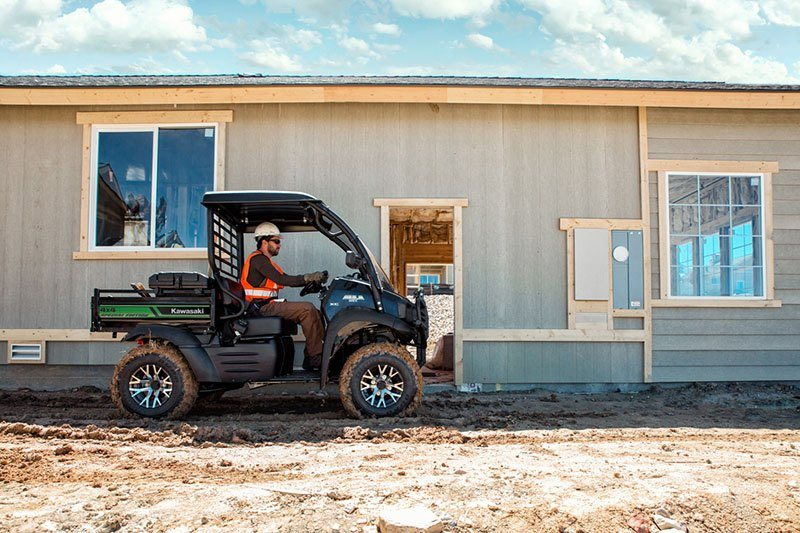 2018 Kawasaki Mule SX 4X4 XC SE in Littleton, New Hampshire