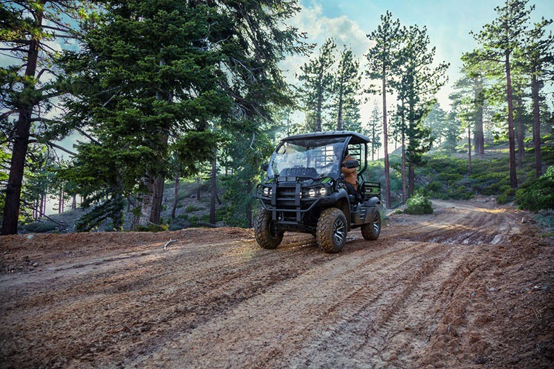 2018 Kawasaki Mule SX 4X4 XC SE in Colorado Springs, Colorado