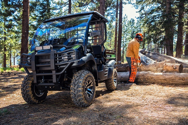 2018 Kawasaki Mule SX 4X4 XC SE in Gaylord, Michigan