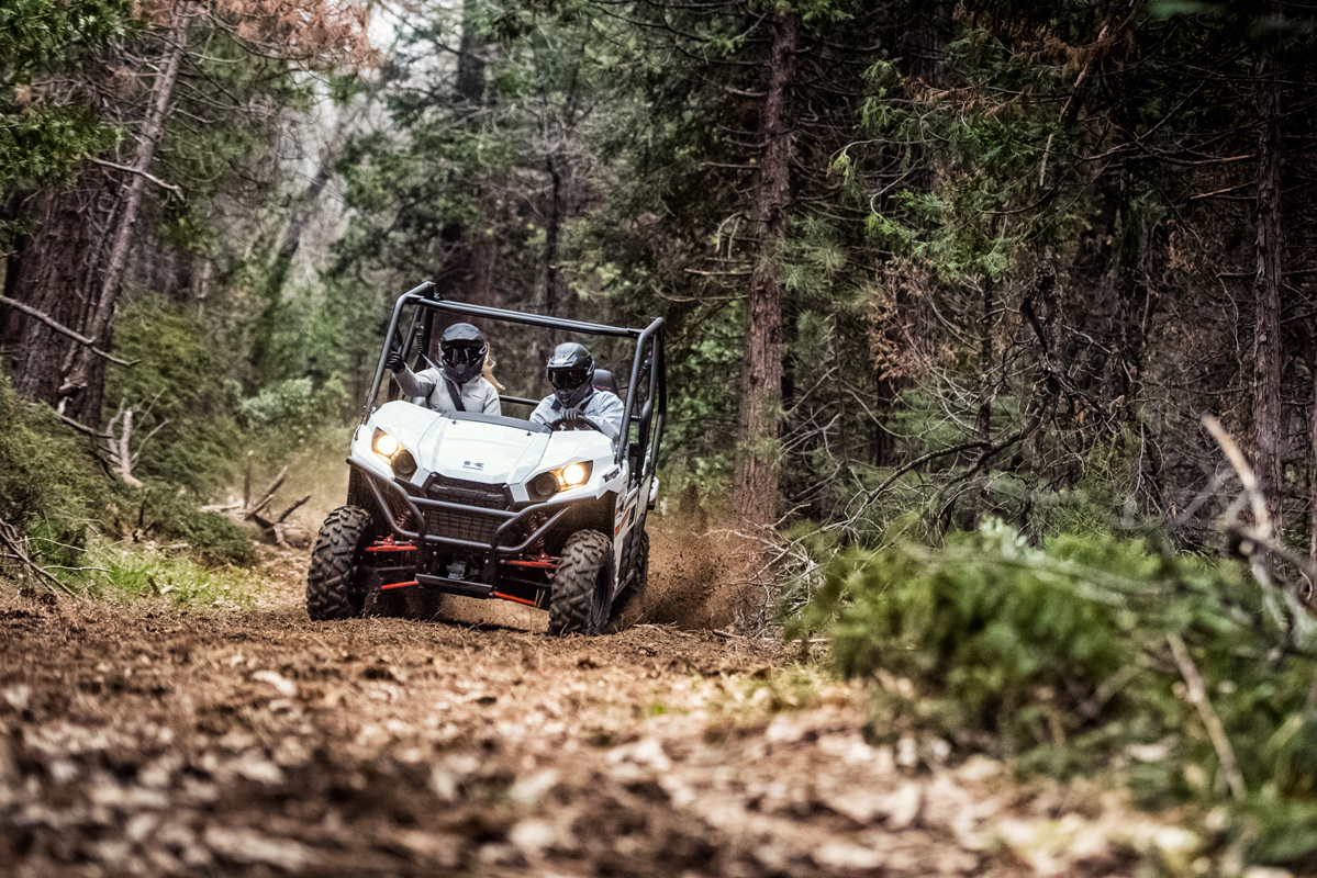 2018 Kawasaki Teryx in Romney, West Virginia