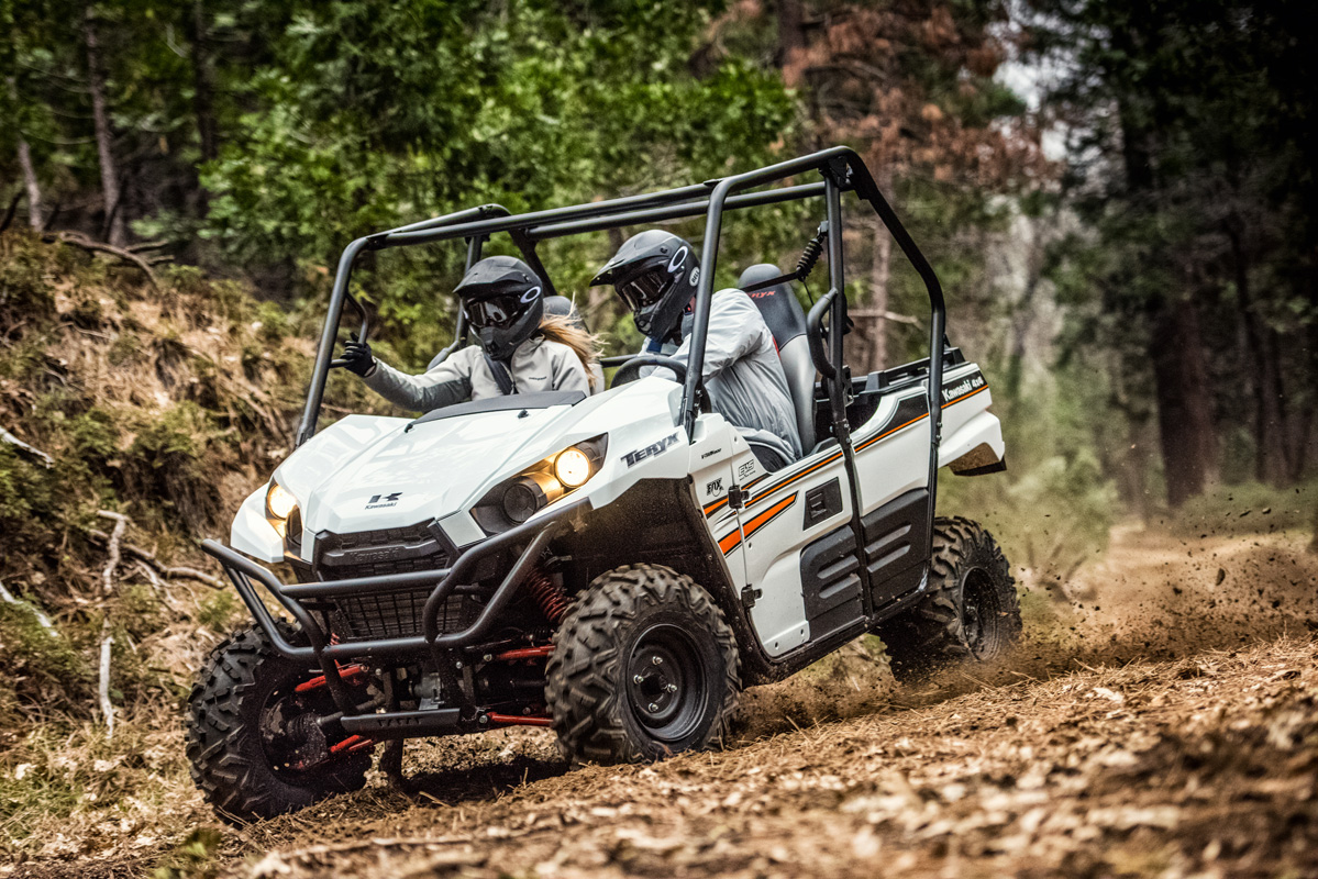 2018 Kawasaki Teryx in Fairfield, Illinois