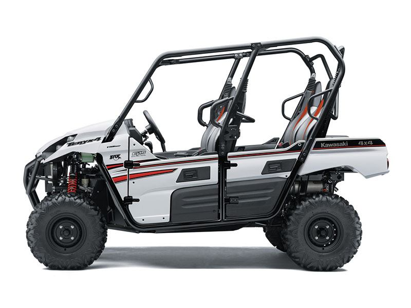 2018 Kawasaki Teryx4 in Petersburg, West Virginia