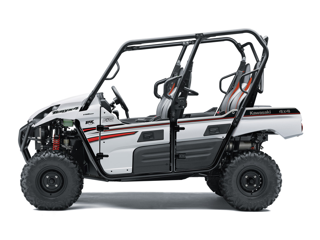 2018 Kawasaki Teryx4 in Danville, West Virginia