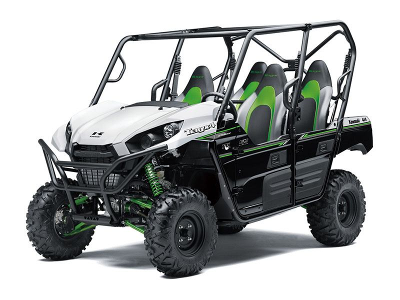 2019 Kawasaki Teryx4 in Brewton, Alabama - Photo 3
