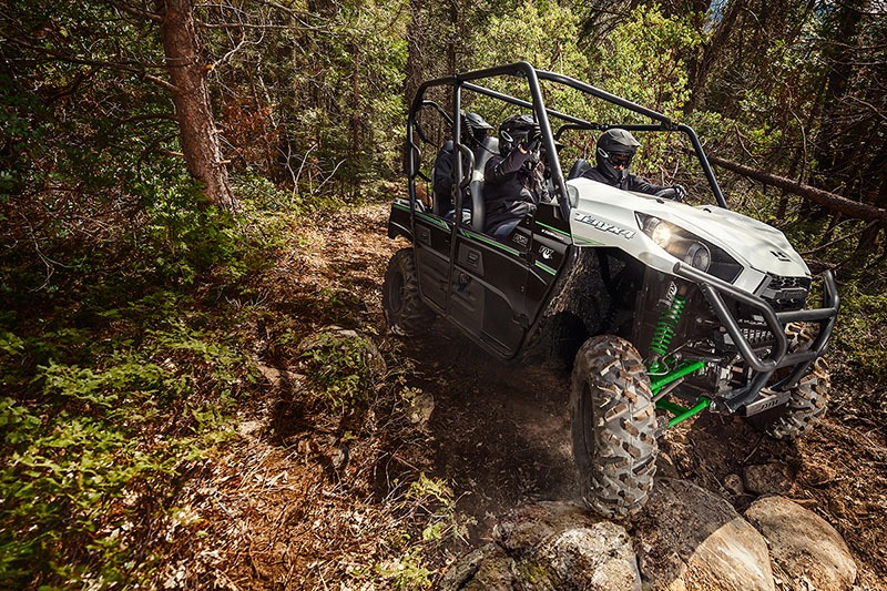 2019 Kawasaki Teryx4 in Jamestown, New York - Photo 4