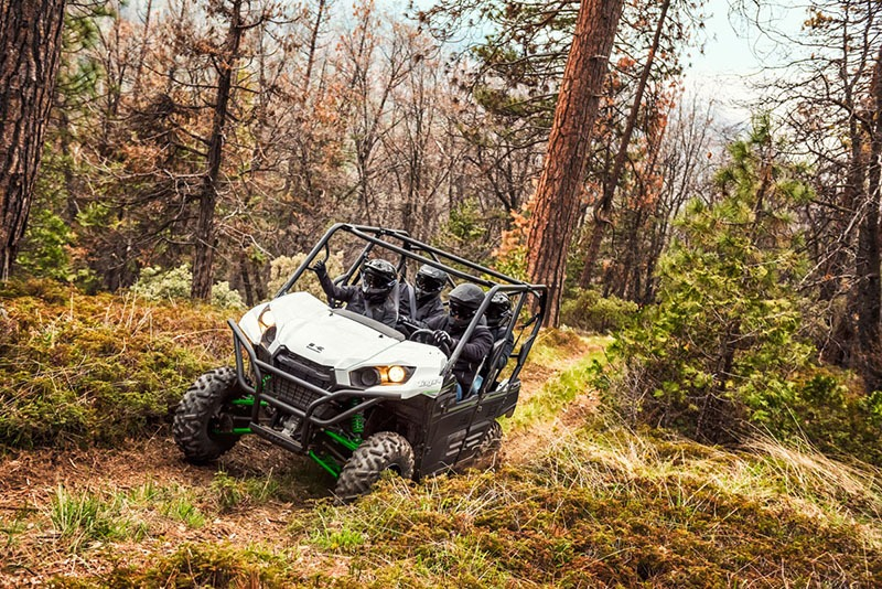 2019 Kawasaki Teryx4 in Brewton, Alabama - Photo 5