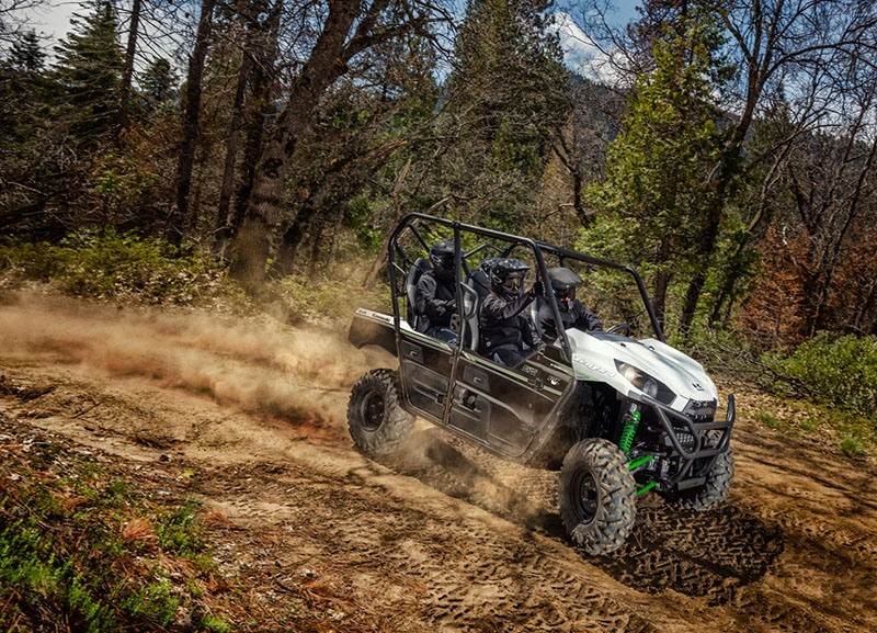 2019 Kawasaki Teryx4 in Brewton, Alabama - Photo 6