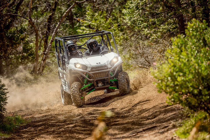 2019 Kawasaki Teryx4 in Brewton, Alabama - Photo 8