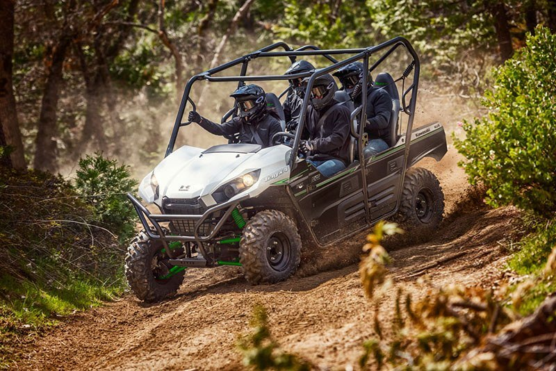 2019 Kawasaki Teryx4 in Brewton, Alabama - Photo 9