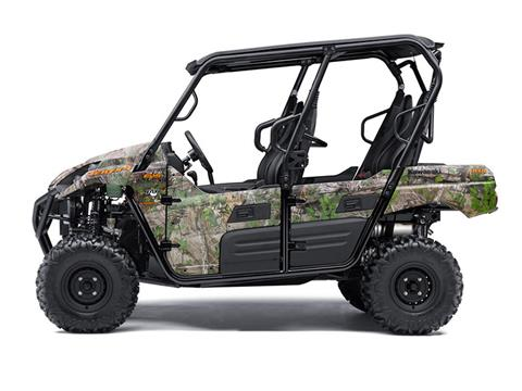 2018 Kawasaki Teryx4 Camo in Greenville, North Carolina