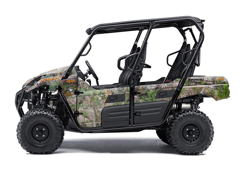 2018 Kawasaki Teryx4 Camo in San Jose, California - Photo 2
