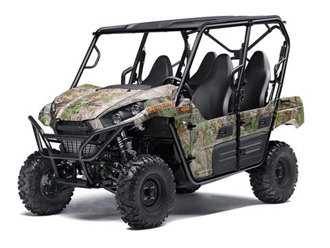 2018 Kawasaki Teryx4 Camo in South Paris, Maine