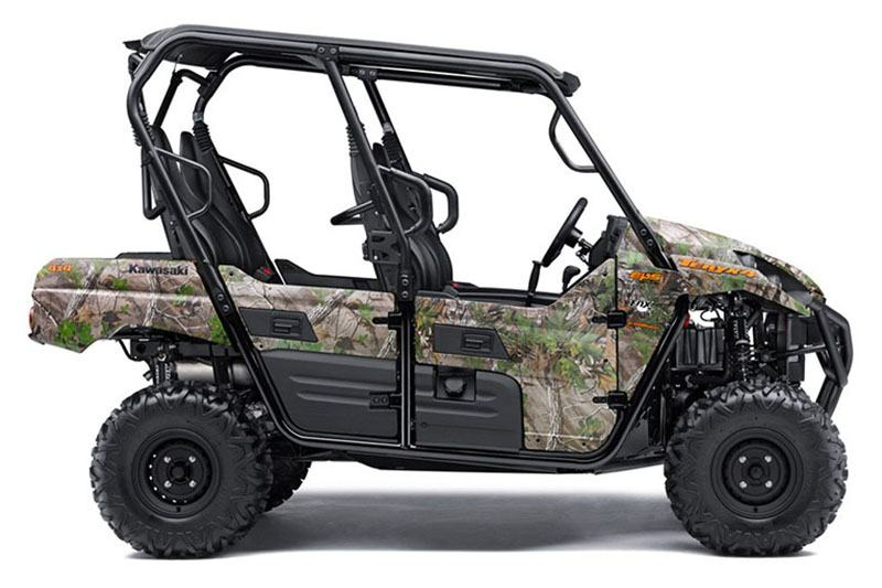 2018 Kawasaki Teryx4 Camo in San Jose, California - Photo 1