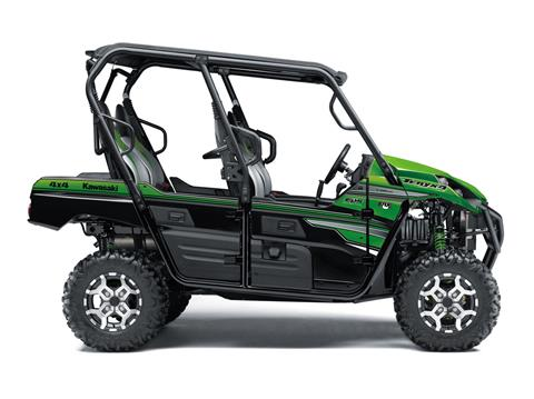 2018 Kawasaki Teryx4 LE in Harrisonburg, Virginia