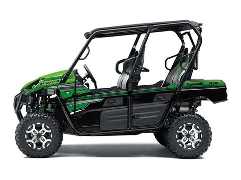 2018 Kawasaki Teryx4 LE in Greenville, North Carolina - Photo 2