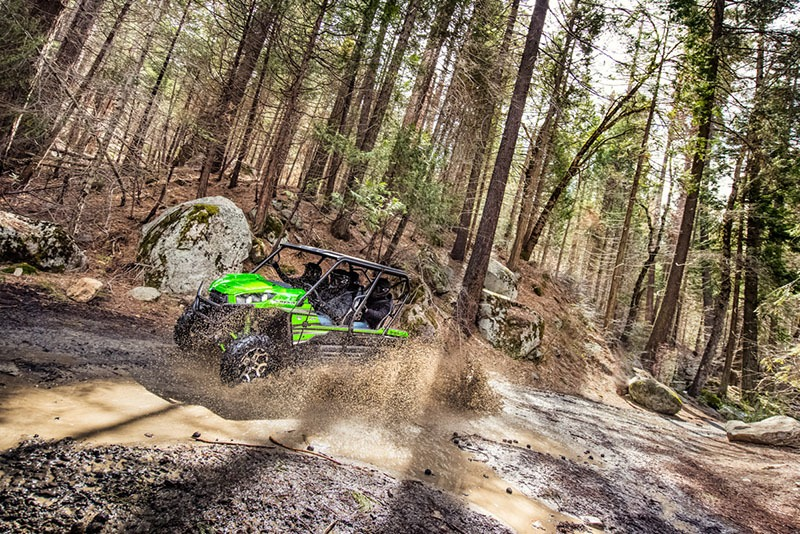 2018 Kawasaki Teryx4 LE in Greenville, North Carolina - Photo 9
