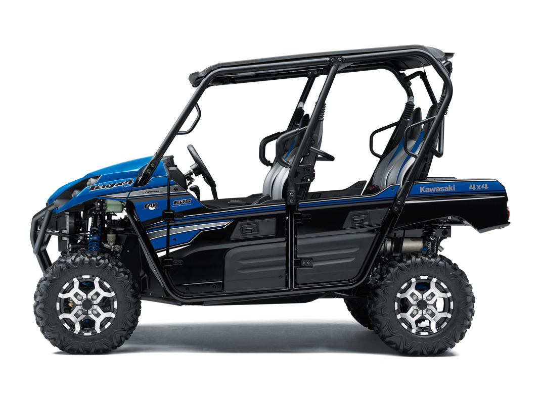 2018 Kawasaki Teryx4 Le For Sale Huntington Wv 59888
