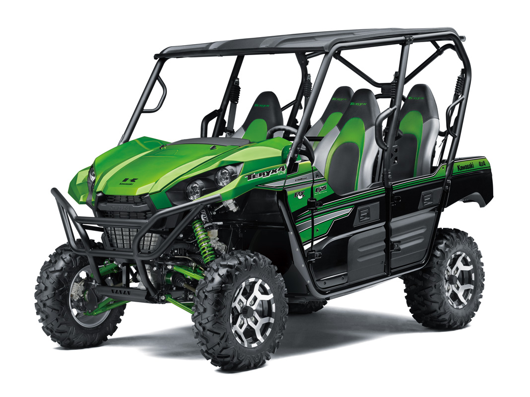 2018 Kawasaki Teryx4 LE in Fairfield, Illinois