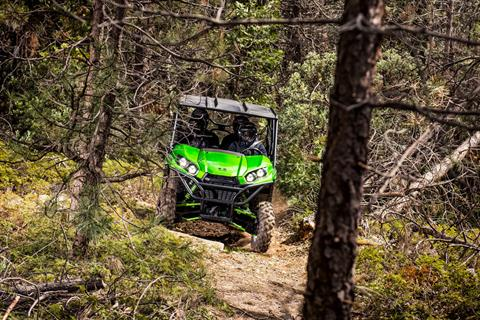 2018 Kawasaki Teryx4 LE in Greenwood Village, Colorado