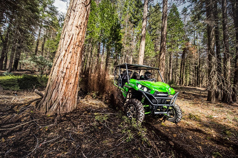 2018 Kawasaki Teryx4 LE in Bastrop In Tax District 1, Louisiana