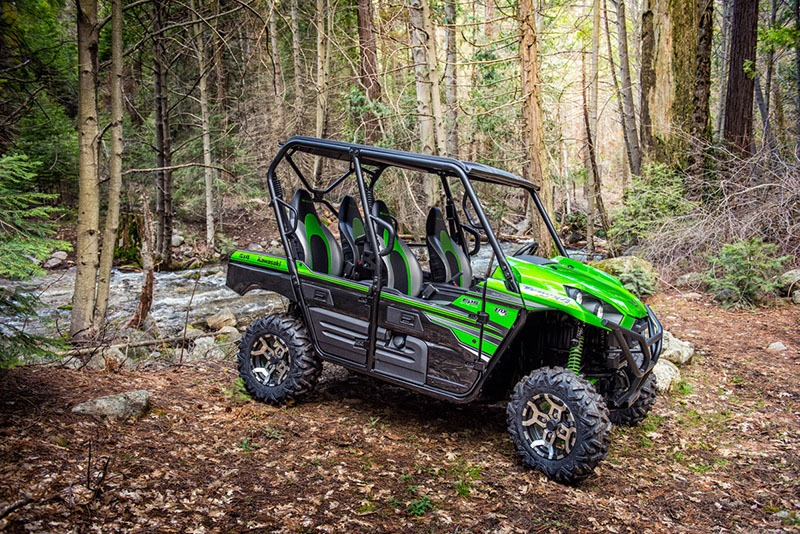 2018 Kawasaki Teryx4 LE in Johnson City, Tennessee