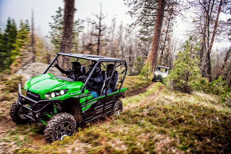 2018 Kawasaki Teryx4 LE in South Paris, Maine